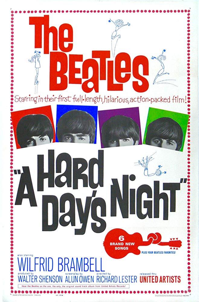 A Hard Days Night 1964 720p BluRay x264-x0r