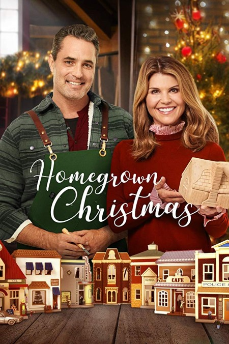 Homegrown Christmas (2018) HDTV x264-W4Frarbg