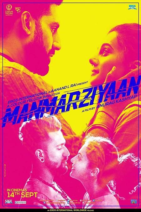 Manmarziyaan (2018) Hindi 720p WEB-DL x264 AC3-Sun George