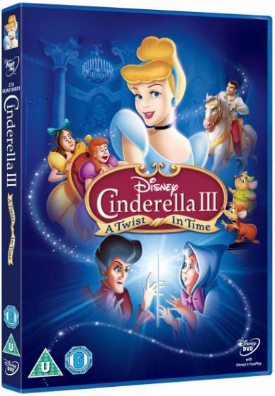 Cinderella III A Twist in Time (2007) 720p BluRay H264 AAC-RARBG