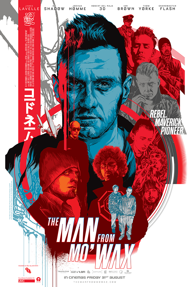 The Man from Mo Wax 2016 BRRip XviD MP3-XVID