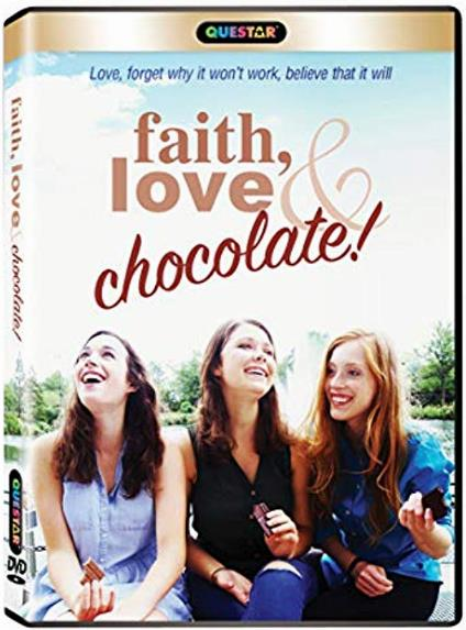 Faith Love and Chocolate (2018) HDRip XviD AC3-EVO