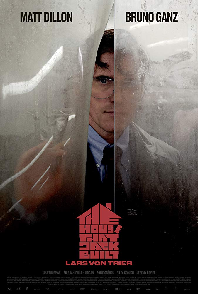 The House That Jack Built 2018 HDRip AC3 X264-CMRG