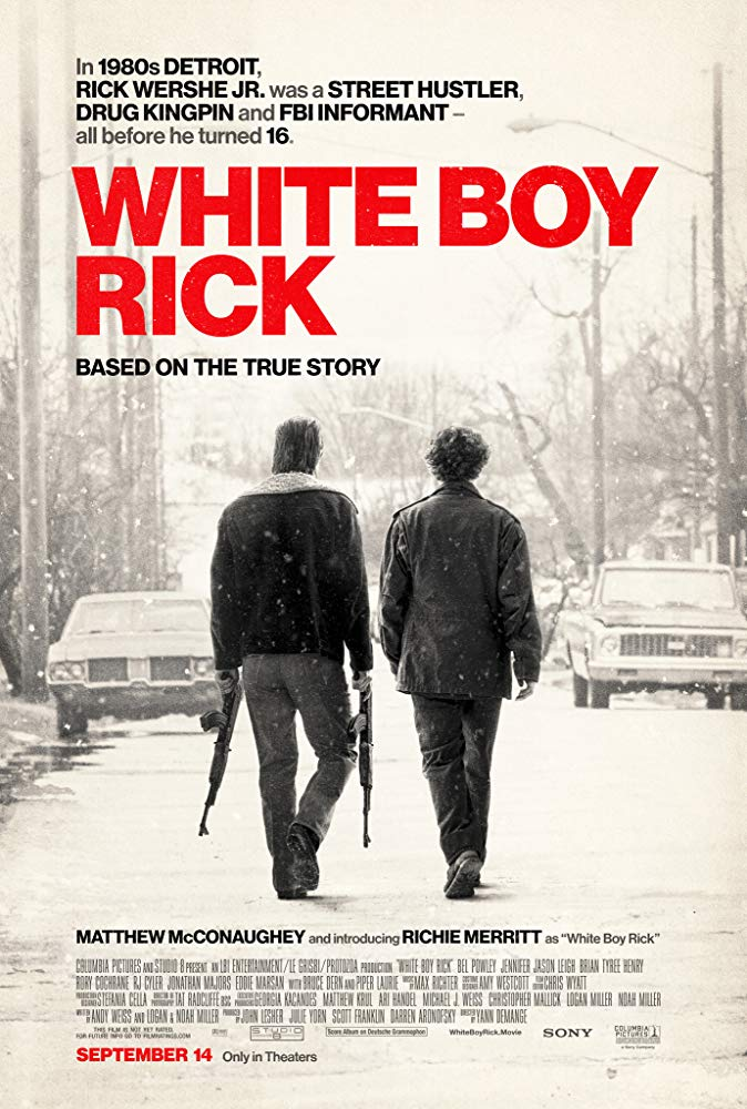 White Boy Rick 2018 1080p BluRay x264-DRONES