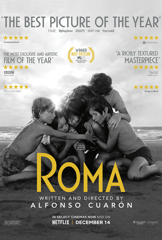 Roma (2018) REPACK 720p NF WEB-DL 1GB - MkvCage