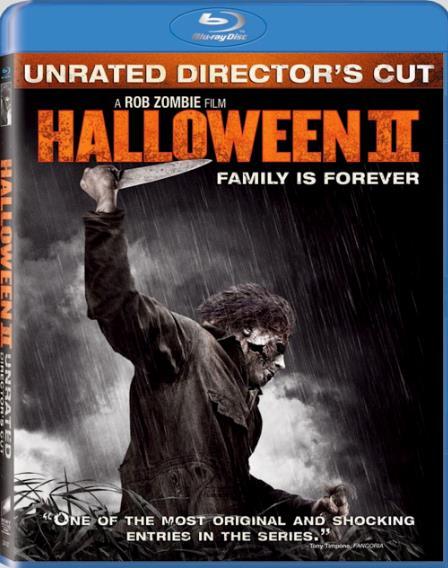 Halloween II (2009) UNRATED 1080p BluRay H264 AAC  RARBG