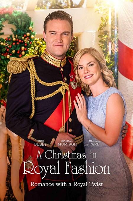 A Christmas in Royal Fashion (2018) 720p HDTV X264    SHADOW