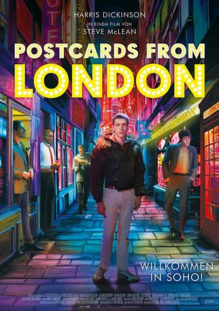 Postcards from London 2018 BDRip x264-EiDER