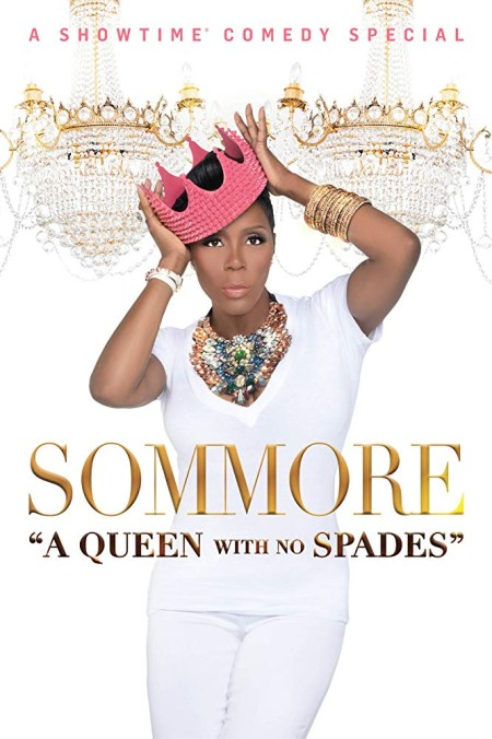 Sommore A Queen With No Spades 2018 AMZN WEB-DL AAC2 0 H 264-NTG