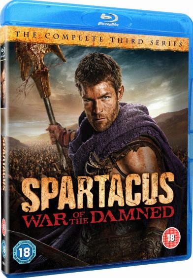 Spartacus Season 03 Complete 720p BluRay x265 HEVC MZABI-LavinMovie