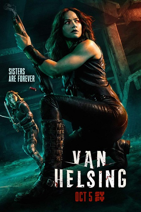 Van Helsing S03E10 Outside World REPACK 720p AMZN WEB  DL DD+5.1 H264  AJP69