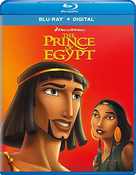 The Prince of Egypt (1998) 1080p BluRay H264 AAC  RARBG