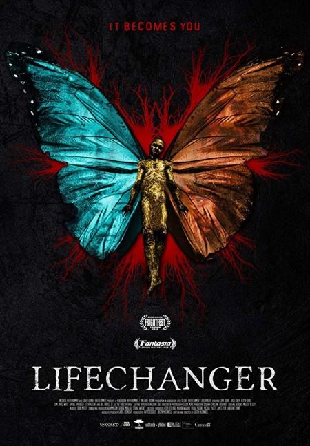 Lifechanger (2018) HDRip XViD-ETRG