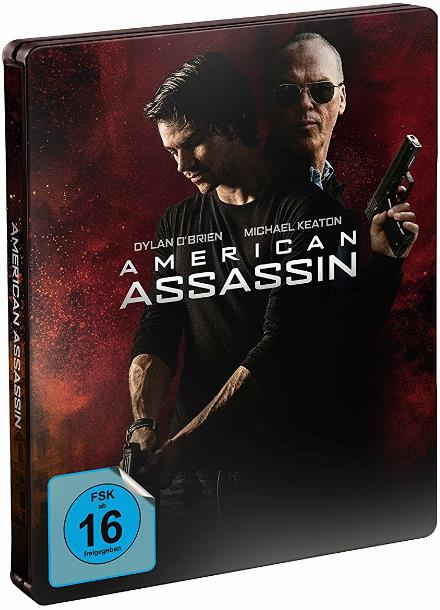 American Assassin (2017) 720p BluRay H264 AAC-RARBG