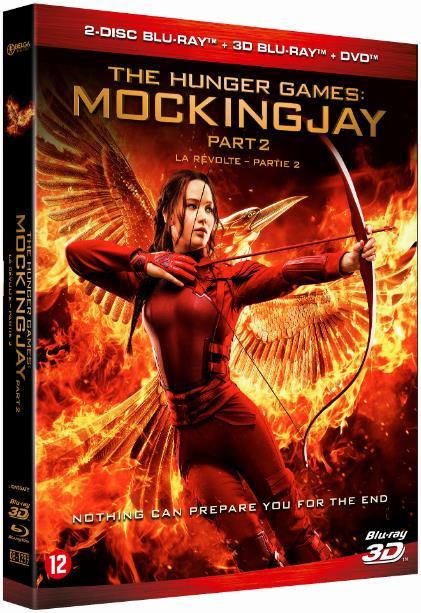 The Hunger Games Mockingjay Part 2 2015 720p BluRay H264 AAC-RARBG