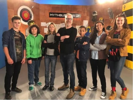MythBusters Jr S01E01 Duct Tape Special WEBRip x264-CAFFEiNE