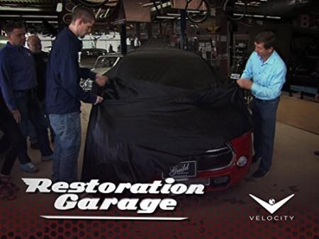 Restoration Garage S04E01 720p WEB H264-EDHD