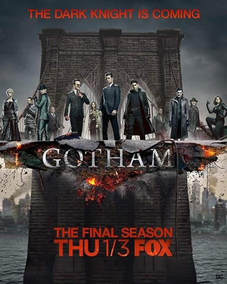 Gotham S05E01 720p HDTV x264-CRAVERS