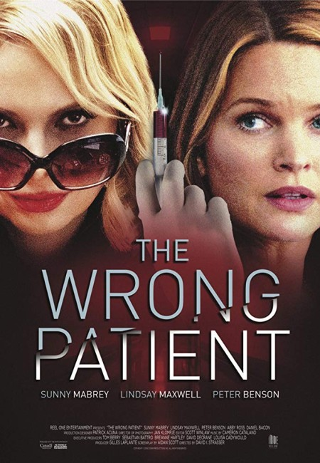 The Wrong Patient (2018) HDTV - SHADOW
