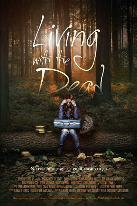 Living With The Dead A Love Story 2015 720p WEB H264-NTROPiCrarbg