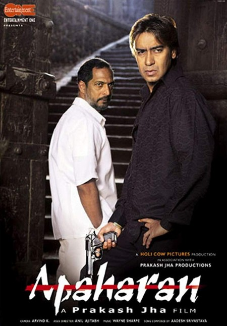 Apaharan (2005) Hindi 720p Bluray x264 AC3 5.1 ESub-Sun George (Requested)