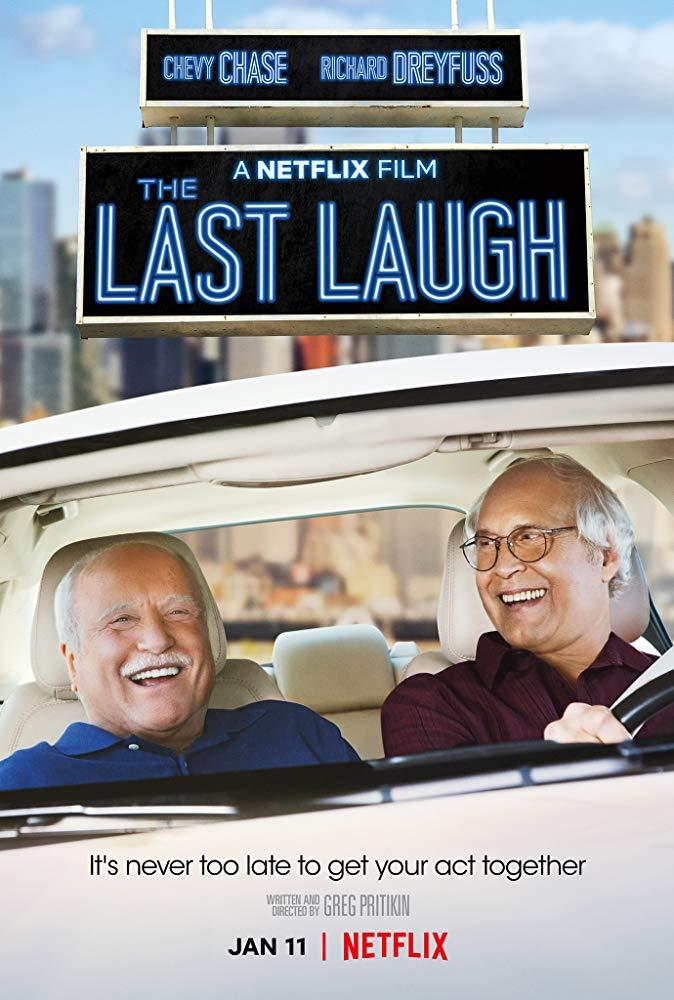 The Last Laugh 2019 720p WEBRip XviD AC3-FGT