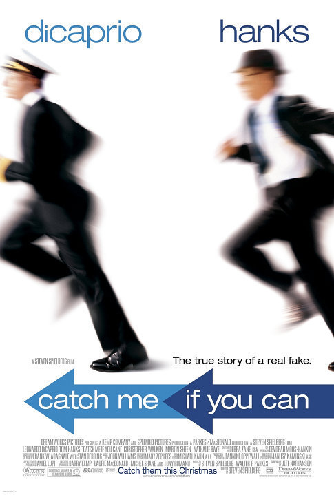 Catch Me If You Can 2002 720p BR 1 2GB MkvCage
