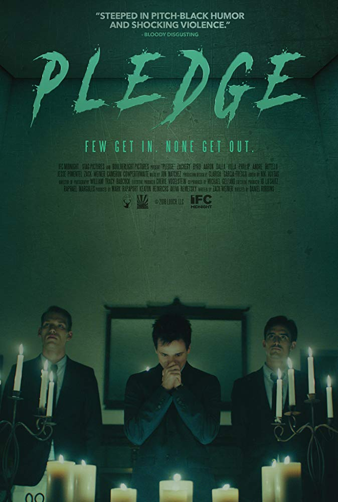 Pledge 2018 720p WEB-DL 650MB - MkvCage