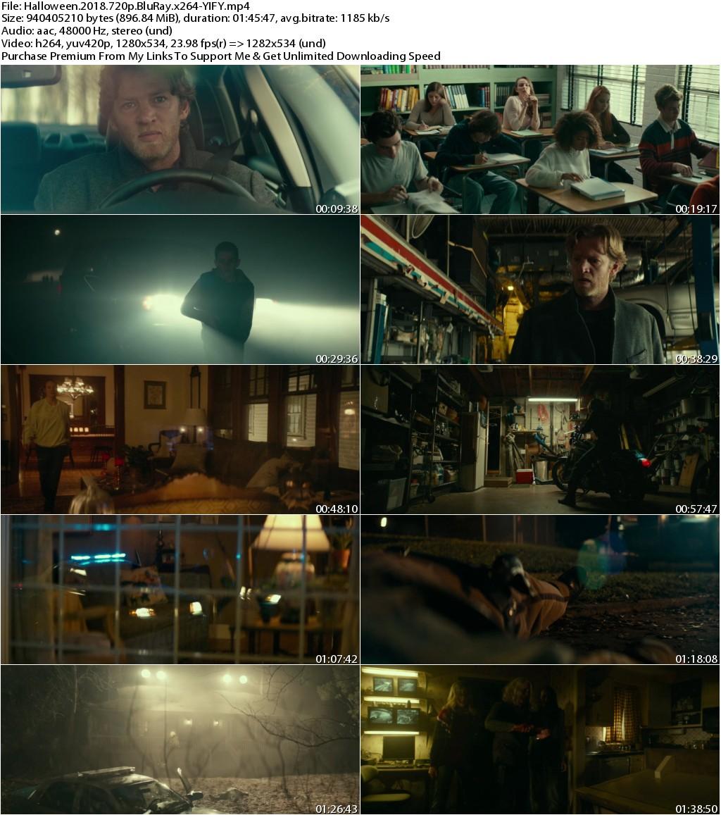 Halloween (2018) 720p BluRay x264-YIFY