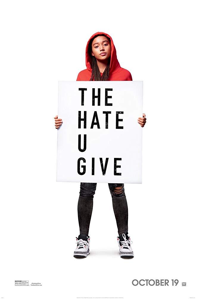 The Hate U Give 2018 BRRip XviD MP3-XVID