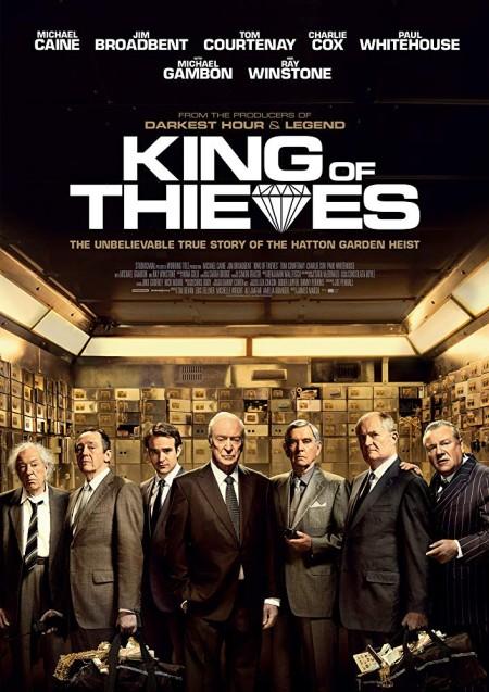 King of Thieves 2018 HDRip AC3 X264-CMRG