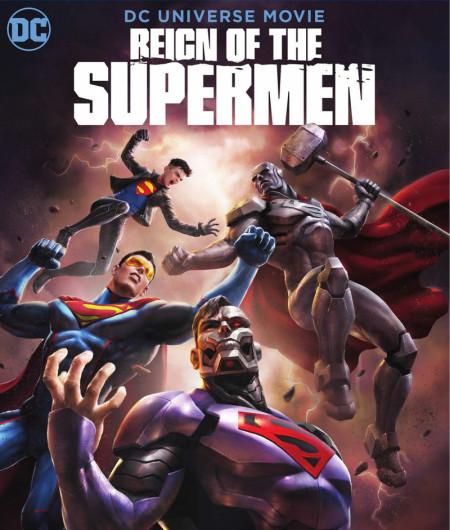 Reign of the Supermen 2019 1080p WEB-DL DD5 1 H264-FGT