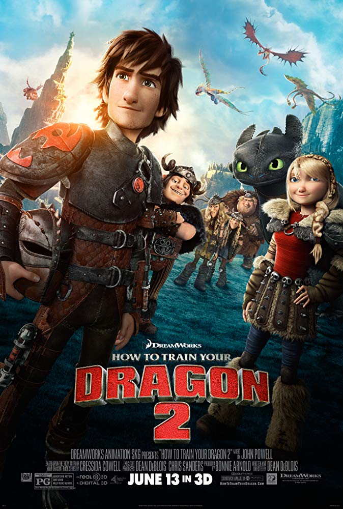 How to Train Your Dragon 3 (2019) HDCAM XviD-AVID[TGx]