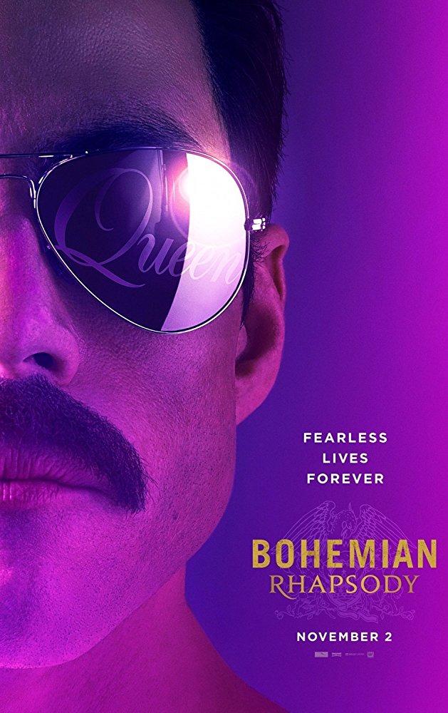 Bohemian Rhapsody 2018 DVDScr Xvid AC3 SHQ Hive-CM8[TGx]