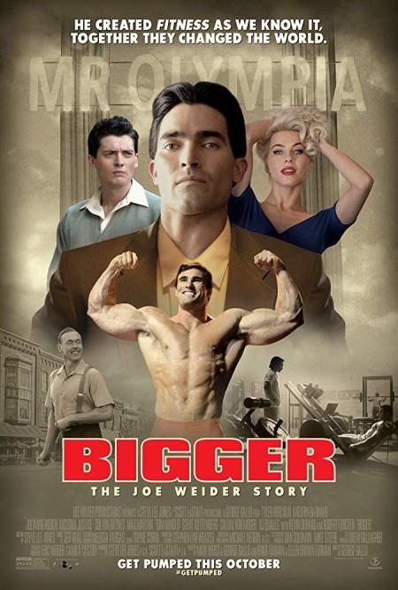 Bigger (2018) 1080p WEB  DL DD5.1 H264  FGT