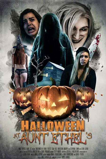 Halloween At Aunt Ethels (2018) 1080p WEBRip DDP2.0 x264-FGT