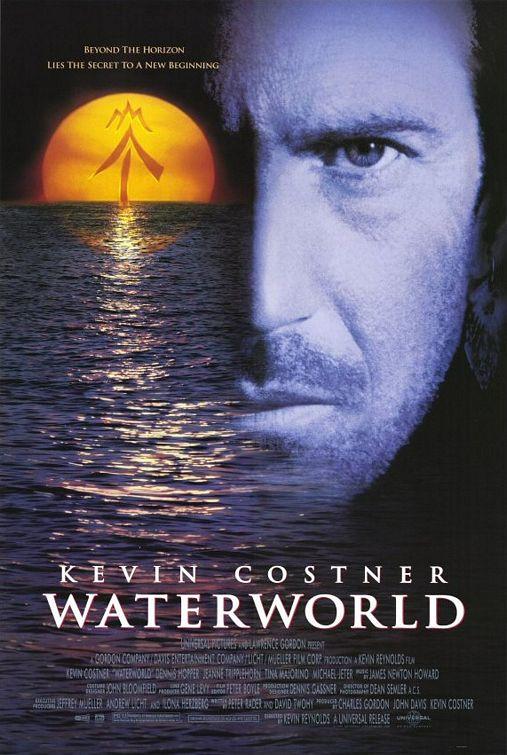 Waterworld 1995 Extended US TV Cut BRRip XviD MP3-XVID