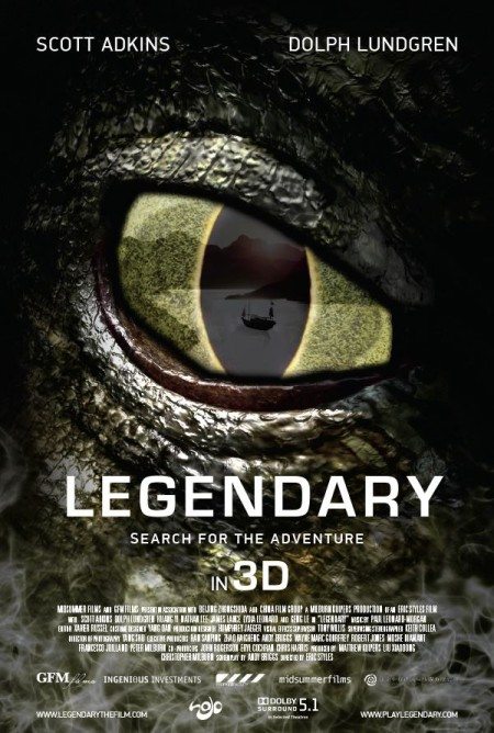Legendary Tomb of the Dragon (2013) 720p BluRay H264 AAC-RARBG