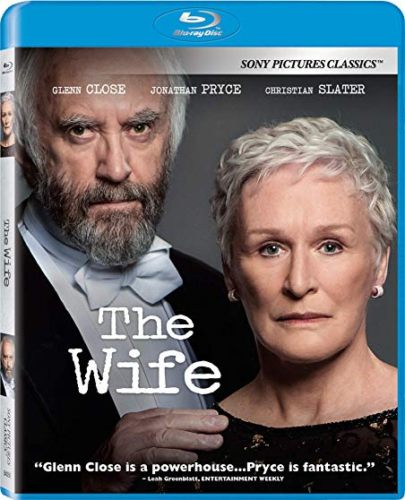 The Wife (2017) BRRip AC3 X264-CMRG