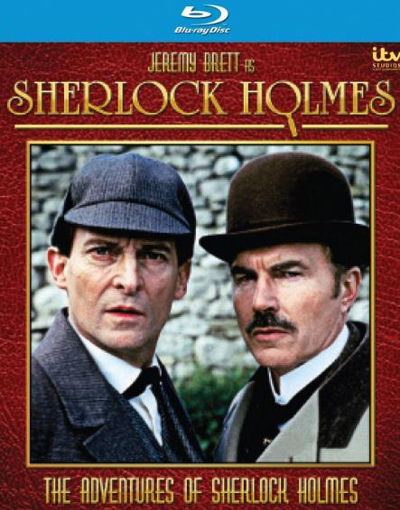 The Adventures Of Sherlock Holmes 1984 S01E01 720p WEB  DL x264 AC3 ESub Dual Aud...