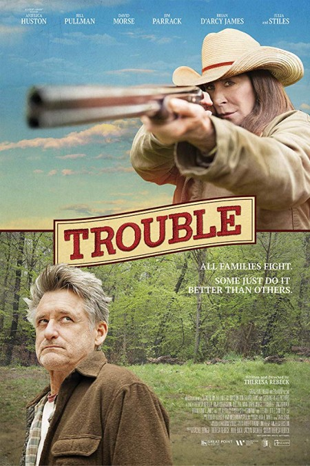 Trouble (2017) LiMiTED 720p BluRay x264-CADAVER
