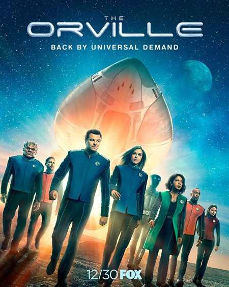 The Orville S02E05 All the World is Birthday Cake 720p AMZN WEB-DL DDP5 1 H 264-NTb