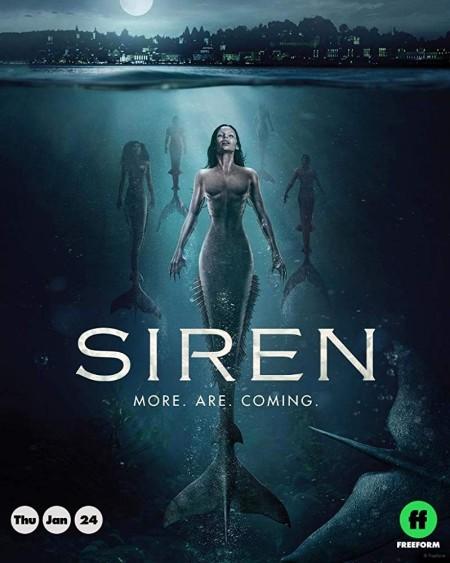 Siren (2018) S02E01 The Arrival 720p AMZN WEB-DL DDP5.1 H264-NTb