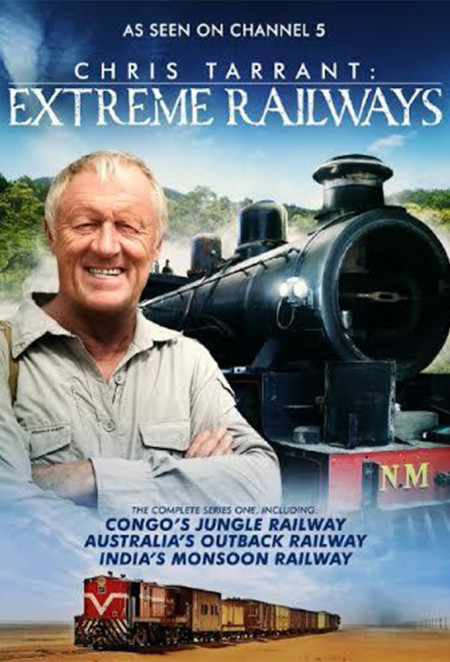 Chris Tarrant Extreme Railways S05E04 The Reunification Express 720p HDTV x264-QPEL