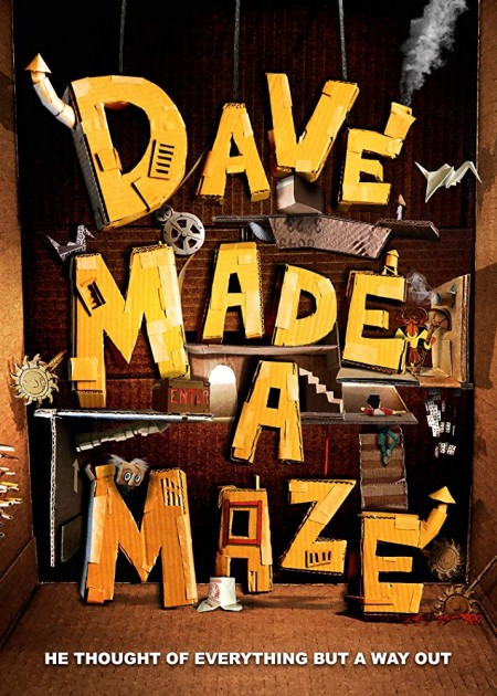 Dave Made a Maze (2017) 720p BluRay X264-AMIABLErarbg