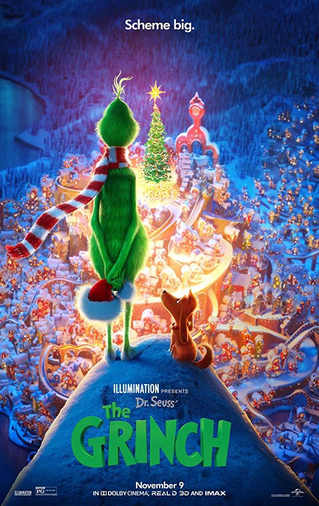 The Grinch 20181080p BluRay x264-CMRG