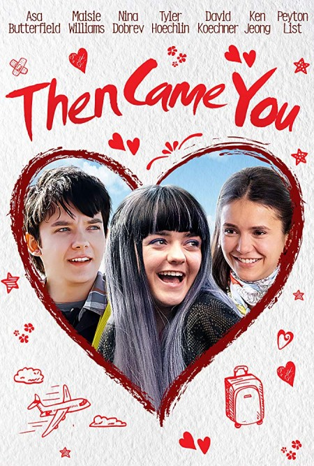 Then Came You (2018) 1080p WEB-DL DD5.1 H264-FGTEtHD