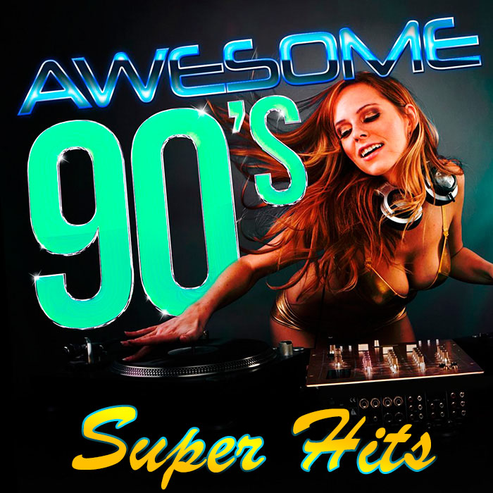 VA - Awesome 90s Super Hits (Mp3 320kbps Quality Songs) [PMEDIA]