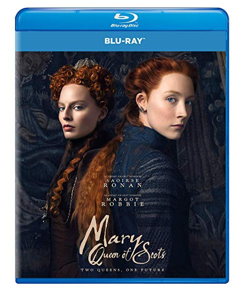 Mary Queen Of Scots (2019) BRRip XviD AC3-EVO