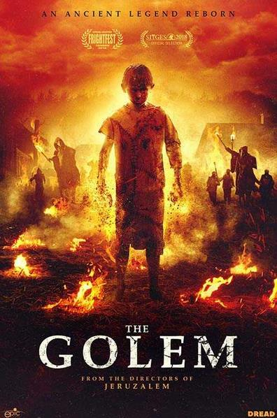 The Golem (2018) 720p HDRip x264-BONSAI